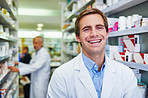 Trusted pharmaceutical service with a smile