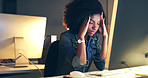 Headaches always get in the way of productivity