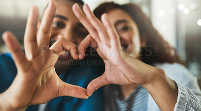 Buy stock photo Shot of a couple spending time together