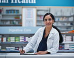 Overseeing a successful pharmacy