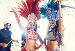 The Rio Carnival, an experience unlikely to be forgotten
