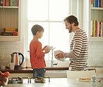 Kids should help around the house from a young age