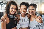 Grab your girls for an awesome gym session