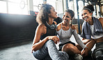 The best friendships are forged through fitness