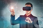 Virtual reality, the business enhancer