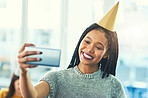 Selfies at the party