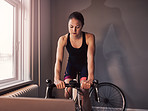 The best type of cardio is cycling