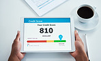 Do more with a good credit score