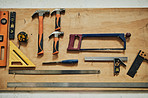 Essential tools for woodworking