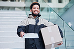 Eager to deliver your package on time