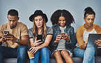 The mobile culture of the millennials