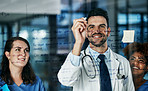 Mapping out the path to medical success