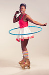 Nothing inspires happiness like a hula hoop