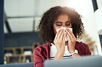 How can I treat the flu at home?