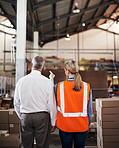 Partnering up for a professional warehousing service
