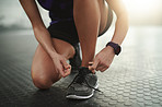 You don't want blisters, exercise in comfy shoes