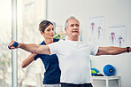 Counteracting muscle weakness with regular workouts
