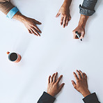 Winning projects are pulled off with a winning team