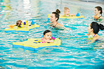We enrolled in swim lessons, so should you!