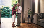 Slow dancing their way through retirement