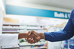 The relationship between pharmacist and customer is important