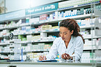 Efficiency is a pharmaceutical management essential