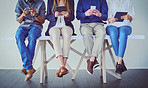 Byod and don't get bored while you wait