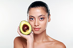 I feed my skin natural beauty products