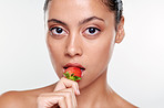 Healthy skin needs healthy food