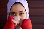 Wearing a hijab never stopped me