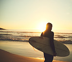 Let's go catch some amazing waves