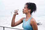 It's vital to prevent dehydration when exercising