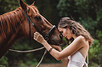 Listen to your horse with your heart