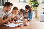 The family who learns together grows together