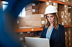 Managing a warehouse with modern resources
