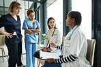 Staff updates are critical in patient care