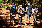 Hiking is the best outdoor activity for people from any generation