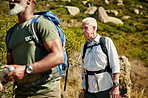 Hiking is both great for your mind and body