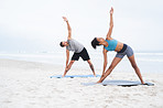 Yoga lies at the core of their wellbeing
