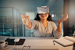 Virtual dreams can also become a reality in business