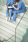 Taking the steps to better their healthcare service