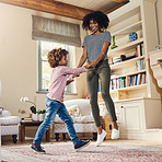 Let mommy teach you a few moves!