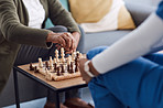 Chess is a great way to keep the brain stimulated