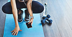 There are many fitness apps that can guide you