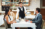 Kind waiters are the reason they love this restaurant