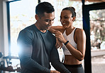 Secret behind healthy relationships? The gym