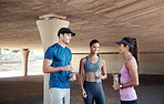 Sharing fitness tips and tricks