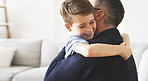 Big hugs for the world's greatest dad!