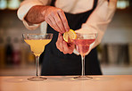 No one makes better cocktails!