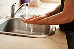 Clean hands go a long way towards good health